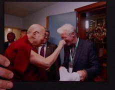 Richard Gere Regifted Present from the Dalai Lama