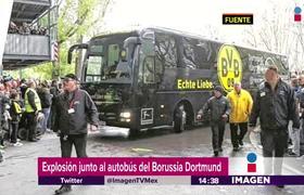 Details of the bus explosion of Borussia Dortmund