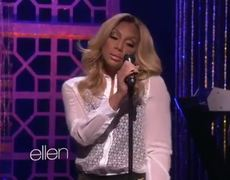 The Ellen Tamar Braxton Performs All the Way Home