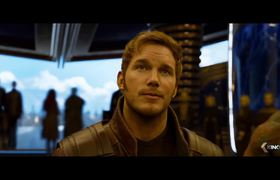 Guardians Of The Galaxy Vol 2: Baby Groot Dancing To Opening