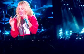 COACHELLA 2017 -Lady Gaga - The Cure at Coachella NEW SONG!