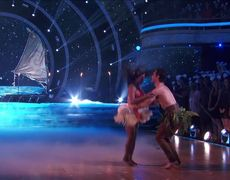 Simone and Sasha Contemporary - Dancing with the Stars