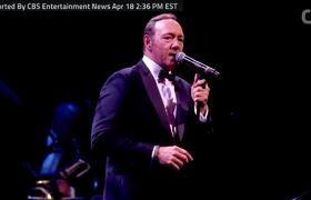 Kevin Spacey host Tony Awards