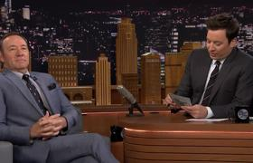 The Tonight Show: Mad Lib Theater with Kevin Spacey