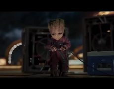 GUARDIANS OF THE GALAXY 2 - Space Chase Clip Trailer (2017)