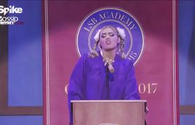 Lip Sync Battle: Kate Upton performs 'Baby One More Time'