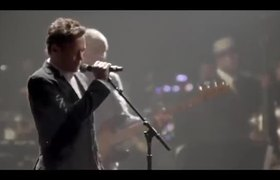 Robert Downey Jr Sings With Sting