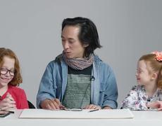 #VIRAL - Niños describen a Dios a un Ilustrador