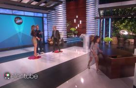 Last Dance with Jennifer Lopez and Derek Hough - Ellen Show