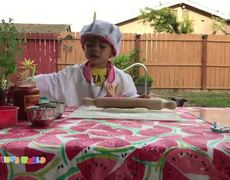Pizza Time with Chef Santino - Kids Cooking