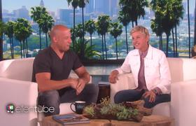 The Ellen Show: Vin Diesel's Side of the Charlize Theron Kiss Story