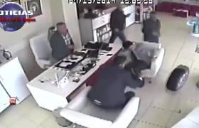 El ataque de la Llanta Asesina