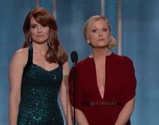 The Golden Globes 2013 Tina and Amy