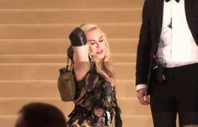 Madonna at Met Gala 2017