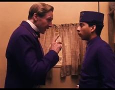 The Grand Budapest Hotel Official Movie CLIP The Police Are Here 2014 HD Wes Anderson Comedy