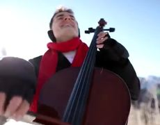 The Piano Guys Carol of the Bells for 12 cellos