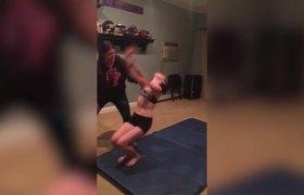 Gymnastics Fails