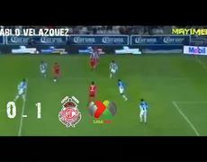 Pachuca vs Toluca 0 1 All Goal Liga MX BBVA Bancomer