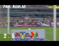 America vs Tigres 3 0 All Goals Liga MX BBVA Bancomer