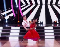 Simone and Sasha's - Foxtrot - Dancing with the Stars