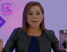Josefina Vázquez Mota asegura haber ganado el primer debate en Edomex