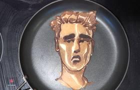 YUMI: Justin Bieber, Drake, Zac Efron & More...as A Pancake