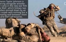 Aaron Taylor-Johnson Singes Praises Of Co-Star John Cena