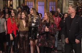 #SNL: 5-Timers Goodnights & Credits
