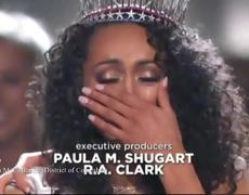 Miss USA Crowning Moments From 1952 to 2017