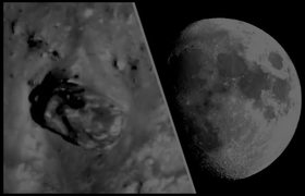 UFO experts in a frenzy over 'ancient tank' on Moon in NASA photo