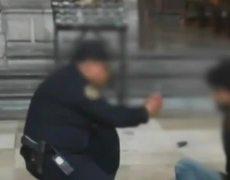 Extranjero ataca a sacerdote que oficiaba misa