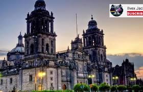 Sacerdote agredido por joven en Catedral de la Ciudad de Mexico