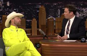 Jon Glaser Explains Neon Joe's