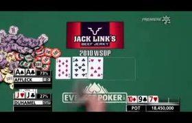 The best in Poker 2010