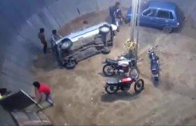 #VIRAL: Muere motociclista en pleno show