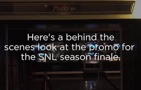 #SNL: Behind the Scenes of Dwayne Johnson's Promo