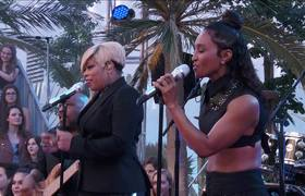 TLC Performance - Dancing with the Stars