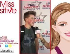 Dear Miss Positive iPlay America Interview - James Neese, Gavin Becker, Chris Vilario, Tyler Chase