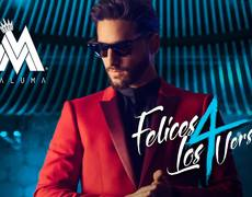 Maluma - Felices los 4 - Vesion Urban AUDIO