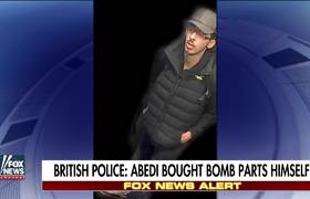 British police: Abedi bought the bomb parts himself