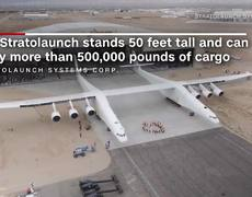 News - World's largest plane rolled out