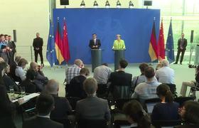 China y Alemania reafirman su compromiso sobre acuerdo climático