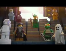 The Lego Movie Official TV SPOT 2014