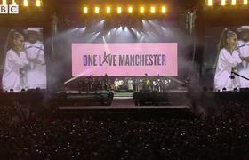 One Love Manchester - Ariana Grande - One Last Time
