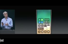 Apple iOS 11 debuts with all-new control center