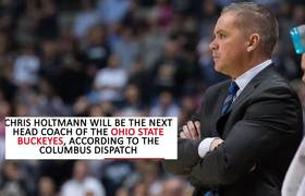 Ohio State Hires Butler's Chris Holtmann As New Basketball Head Coach
