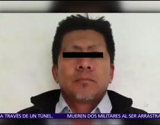 Detienen en Neza a presunto homicida de niña de once años