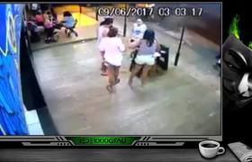 #VIDEO: Brazilian bruises his ex-wife and almost lynch him