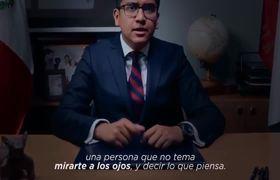 #CopiaHouseofCards - Ex alcalde de Tlaxcala Miguel Ángel Covarrubias copia discurso