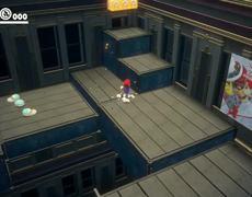 Super Mario Odyssey: Fighting A Mecha Wiggler - E3 2017